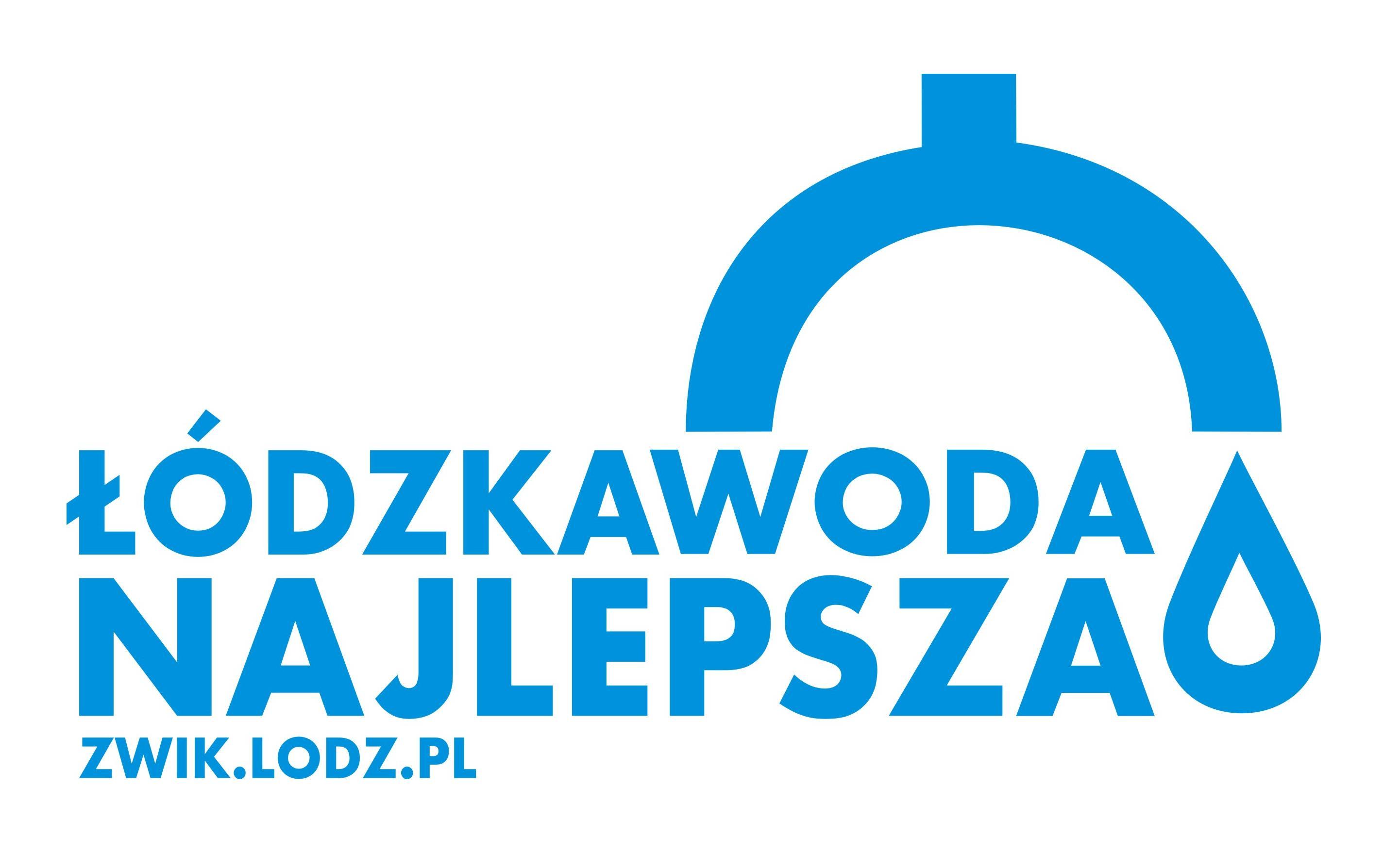Logo Łódzka Woda Najlepsza w JPG